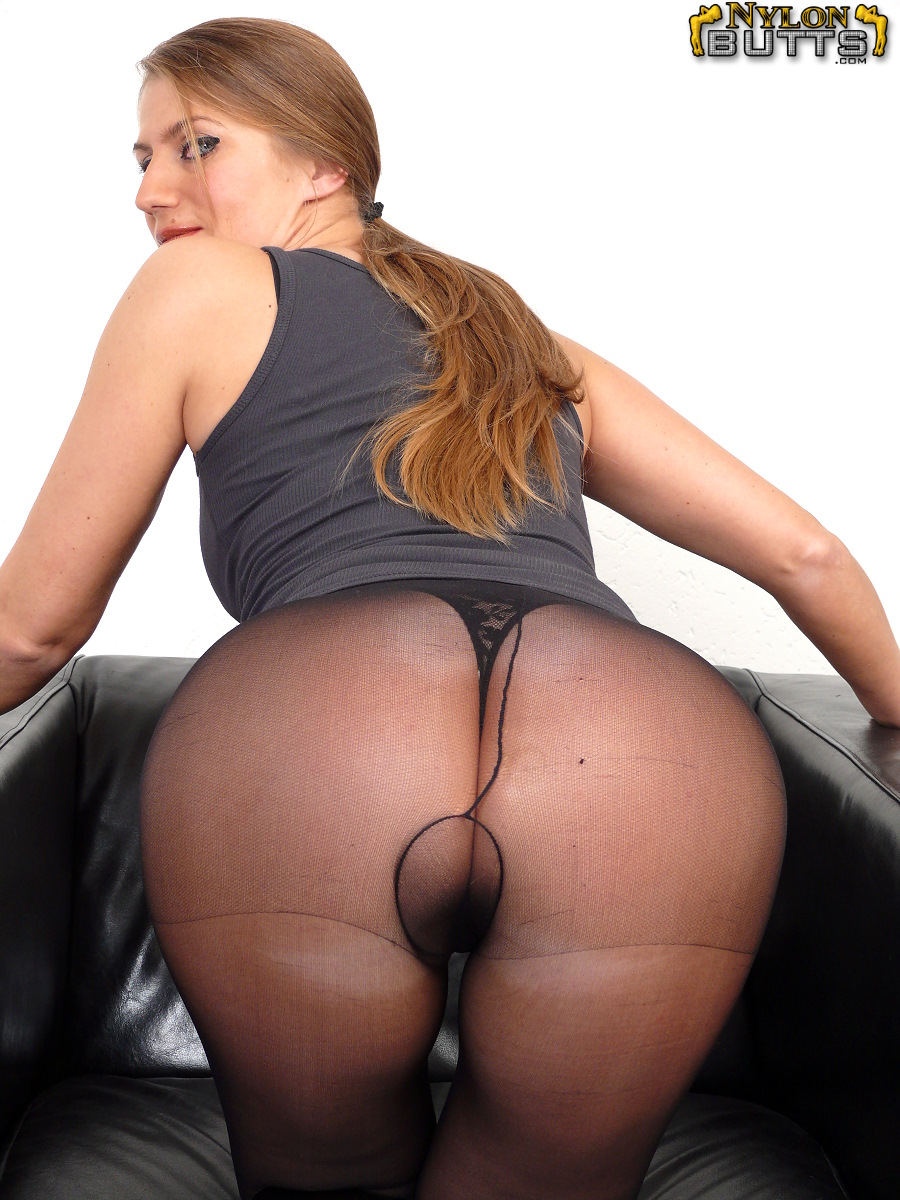 Pantyhose butts